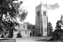 Church Of St Mary The Virgin 1897, Eynesbury