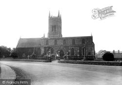 Church Of St Mary The Virgin 1925, Eynesbury