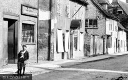 St Mary Street 1897, Eynesbury