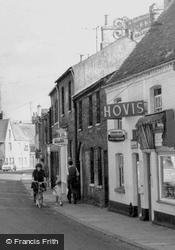 St Mary Street c.1965, Eynesbury