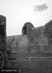 Eynsford, Castle 1960