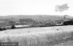 Eynsford, General View c.1955