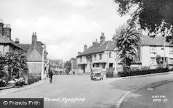 Eynsford, High Street c.1955