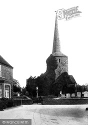 Eynsford, St Martin's Church 1905