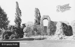 Eynsford, The Castle c.1955