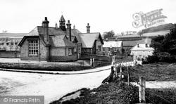 Eynsford, The Schools 1905