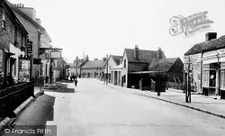 Eynsford, The Street 1905