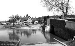 Eynsford, The Village c.1955