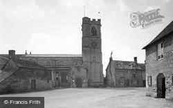 Eynsham, Church And Square c.1950
