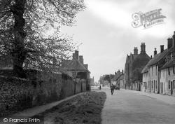 Eynsham, Mill Street c.1950