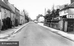 Eynsham, Queens Street c.1960