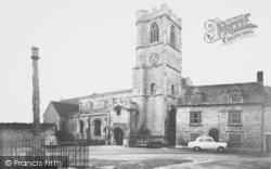 Eynsham, The Parish Church c.1965