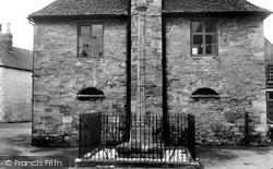 Eynsham, The Saxon Cross c.1965