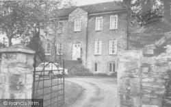 Eynsham, The Vicarage c.1965