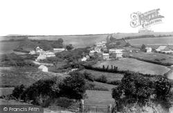 Eype, The Village 1899