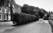 Eythorne, Coldred Road c.1955