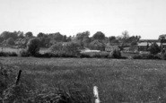 Eythorne, General View c.1955