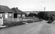 Eythorne, Green Lane c.1955
