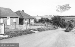 Eythorne, Green Lane c.1955