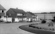 Eythorne, Rose Gardens c.1960