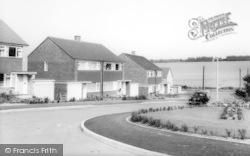 Rose Gardens c.1960, Eythorne