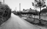 Eythorne, Sandwich Road c.1955