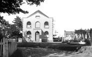 Eythorne, The Chapel c.1960