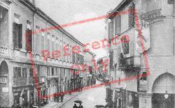 Corso Mazzini c.1910, Faenza