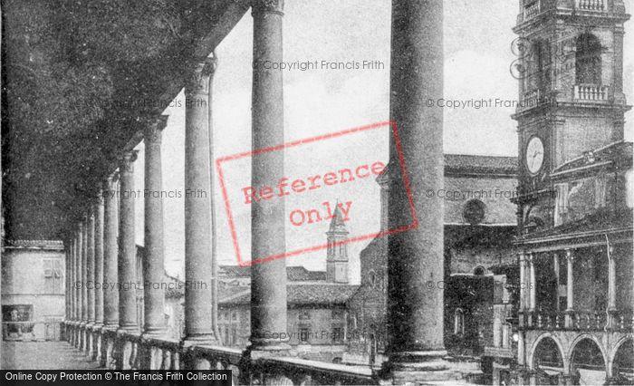 Photo of Faenza, Loggiato Palazzo Manfredi c.1910