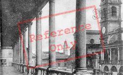 Loggiato Palazzo Manfredi c.1910, Faenza