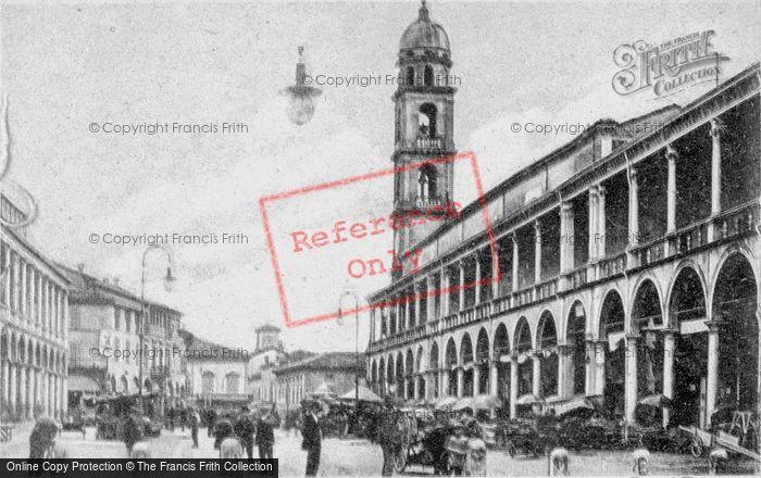 Photo of Faenza, Piazza Umberto 1 c.1910