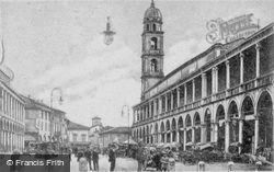 Piazza Umberto 1 c.1910, Faenza