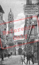 Piazza Vittorio Emanuele c.1910, Faenza