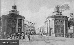 Porta Ravenne c.1910, Faenza