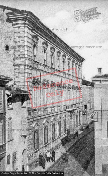 Photo of Faenza, Via Domizio c.1910