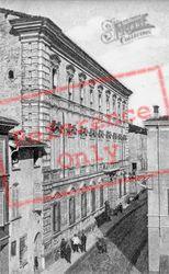 Via Domizio c.1910, Faenza
