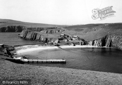 Fair Isle, From Bu Ness 1959