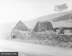 Fair Isle, Grain Drier, Near Post Office 1958