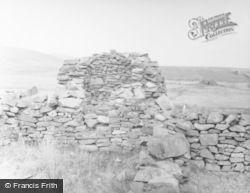Fair Isle, Grain Drier, Stackhool 1958