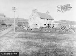 Fair Isle, Haa House 1958