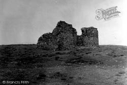 Fair Isle, Malcolm's Head Fort 1958