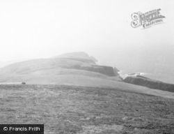 Fair Isle, Malcolm's Head From Ward Hill 1958