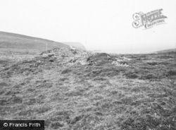 Fair Isle, Mound Of Burnt Stones, Burn Of Furse 1959