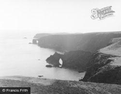 Fair Isle, North East 1958