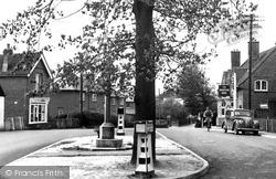 Eastleigh Road c.1955, Fair Oak