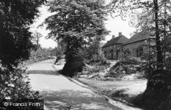 Mortimers Lane c.1955, Fair Oak