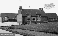 Fair Oak, Primary School c.1955