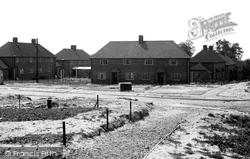 Fair Oak, Scotland Close c.1955