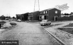 Fair Oak, The Estate c.1965