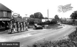 Fair Oak, The Village c.1965